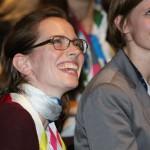 Zugang gestalten 2015 - Pamela Kaethner (Koordination) und Inga Leffers (Assistenz)